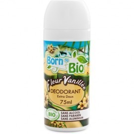 Deodorant bio roll-on Vanilie, 75 ml, Born to Bio